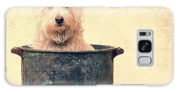 Bath Galaxy Case - Vintage Bathtime by Edward Fielding