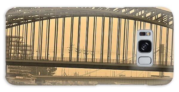 Vintage Bridge Galaxy Case