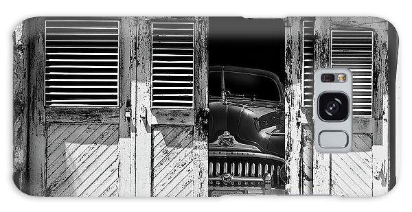 Automobile Galaxy Case - Vintage Buick Eight by Larry Butterworth