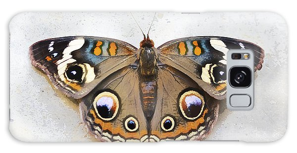 Vintage Butterfly Galaxy Case