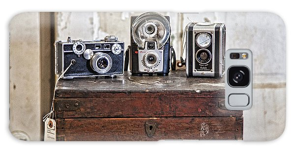 Vintage Cameras At Warehouse 54 Galaxy Case