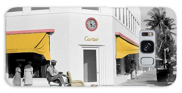 Vintage Cartier Store Galaxy Case