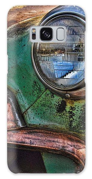 Vintage Chevy 3 Galaxy Case by Nancy De Flon