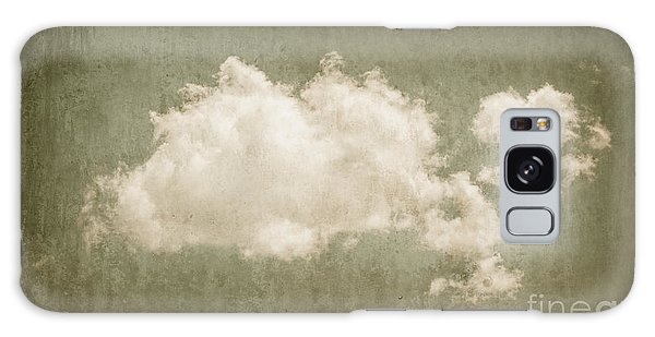 Mottled Galaxy Case - Vintage Clouds Background by Jorgo Photography - Wall Art Gallery