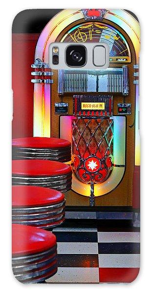 Vintage Diner Galaxy Case by Nikolyn McDonald