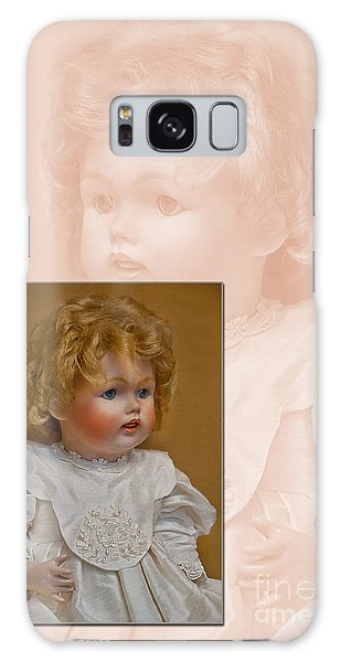 Vintage Doll Beauty Art Prints Galaxy Case