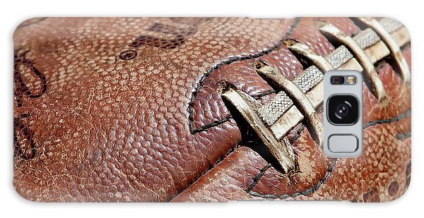 Vintage Football Galaxy Case by Art Block Collections