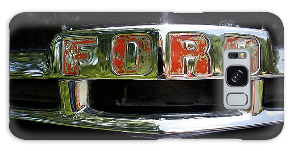 Vintage Ford Galaxy Case by Laurie Perry