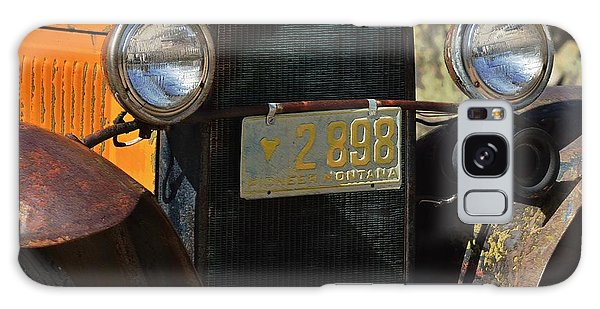 Vintage Ford Truck 1 Galaxy Case