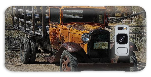 Vintage Ford Truck 2 Galaxy Case