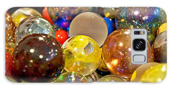 Vintage Glass Marbles Galaxy Case