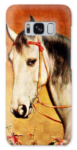 Vintage Horse Galaxy Case