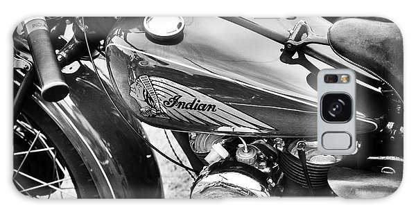 Indian Head Galaxy Case - Vintage Indian Motorcycle by Tim Gainey
