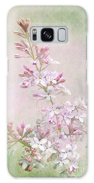 Vintage Lilac Galaxy Case