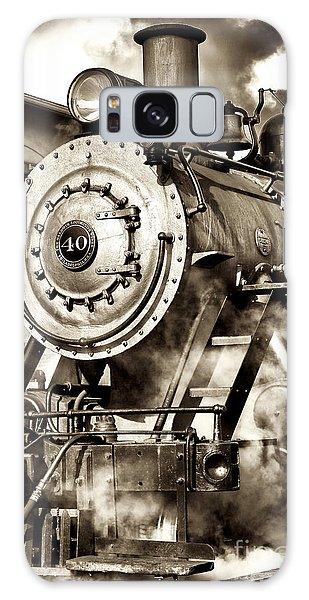 Vintage Locomotive Galaxy Case