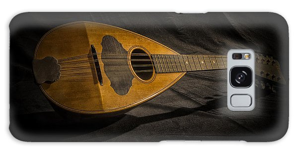 Vintage Mandolin Galaxy Case by JRP Photography