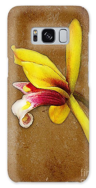 Vintage Orchid Galaxy Case by Judi Bagwell