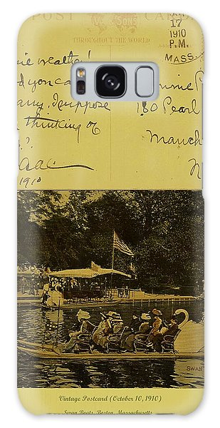 Vintage Postcard  October 10 1910 Galaxy Case