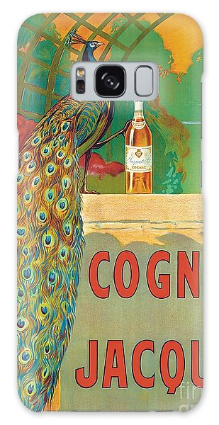 Vintage Poster Advertising Cognac Galaxy Case