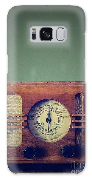 Vintage Radio Galaxy Case