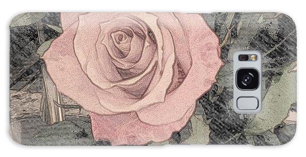 Vintage Romance Rose Galaxy Case