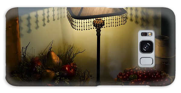 Vintage Still Life And Lamp Galaxy Case