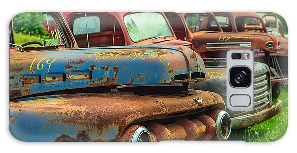 Vintage Trucks 2 Galaxy Case
