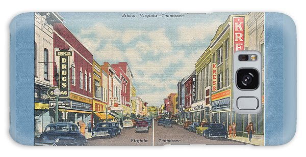 Vintage Va Tn Postcard Kress  Galaxy Case