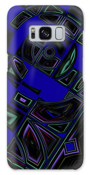 Vinyl Blues Galaxy Case