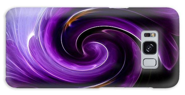 Viola Swirl Galaxy Case