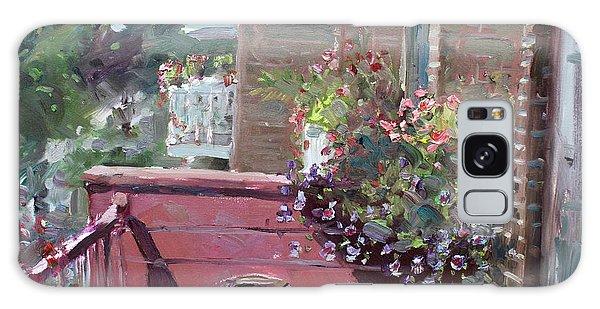 Table Galaxy Case - Viola's Balcony by Ylli Haruni