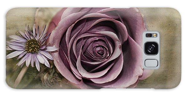 Violet Rose  Galaxy Case