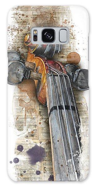 Violin 01 Elena Yakubovich Galaxy Case
