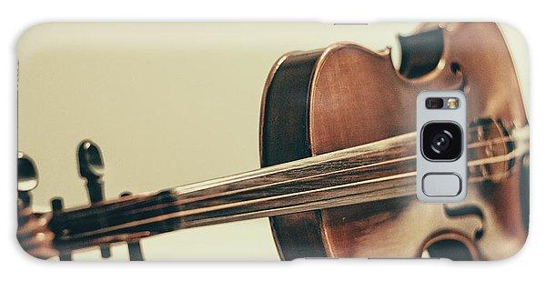Violin Galaxy Case by Emily Kay