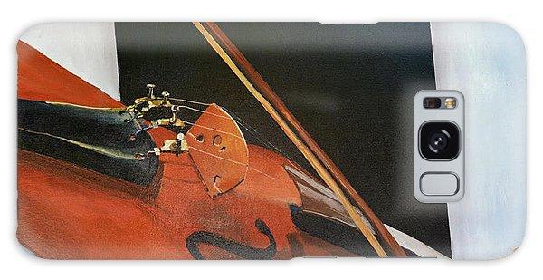 Violin Galaxy Case by Jock McGregor