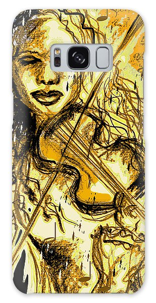 Violin Memory Galaxy Case