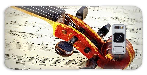 Violine Galaxy Case
