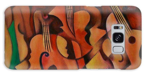 Violins With Mandolin Galaxy Case