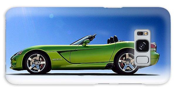 Viper Roadster Galaxy Case by Douglas Pittman