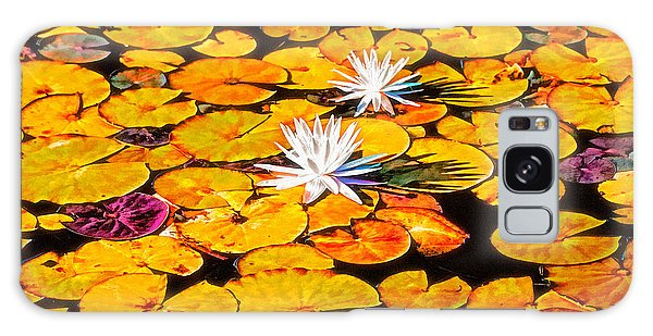 Virginia Lilies Galaxy Case