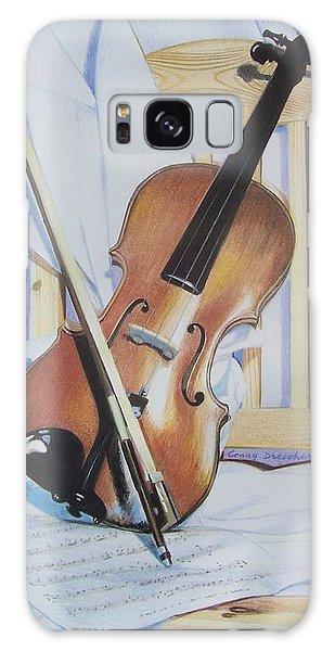 Virginia's Violin Galaxy Case