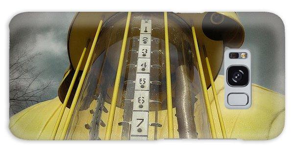 Visible Gas Pump Galaxy Case