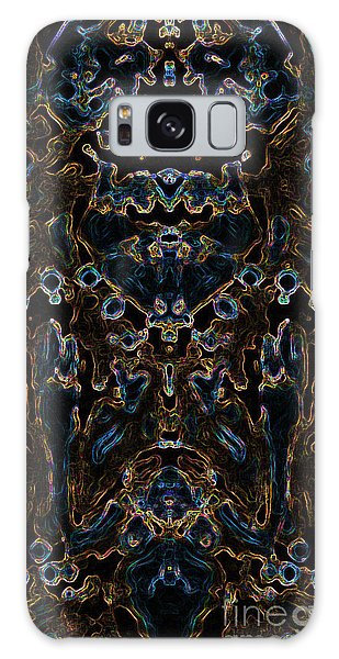 Visionary 4 Galaxy Case