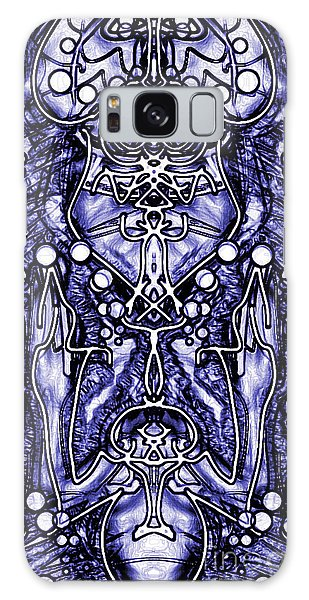 Visionary 8 Galaxy Case by Devin  Cogger