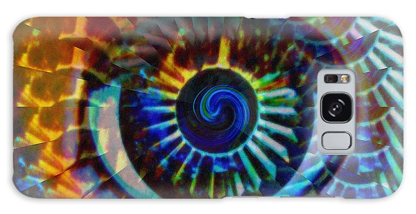 Neon Galaxy Case - Visionary by Gwyn Newcombe