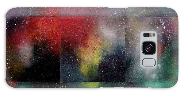 Visions Of Space And Time Galaxy Case by Jeremy Aiyadurai