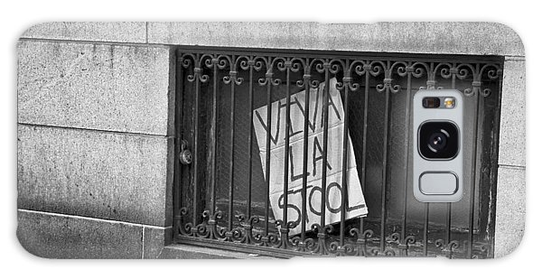 Viva La Stool Galaxy Case by John Hoey