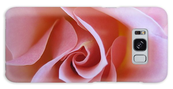 Vivacious Pink Rose Galaxy Case