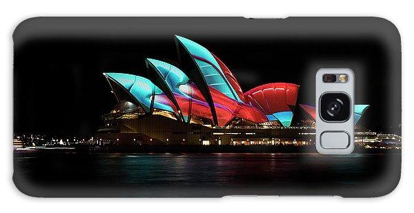 Australia Galaxy Case - Vivid by C.s. Tjandra
