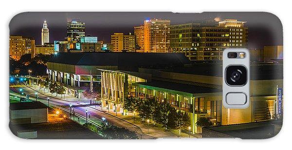 Vividly Downtown Baton Rouge Galaxy Case